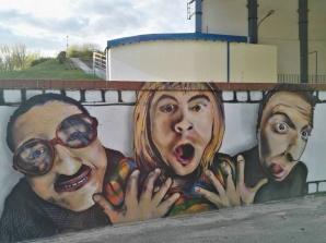 Konin. Zdobią czy szpecą? Kolejne murale w przestrzeni miejskiej