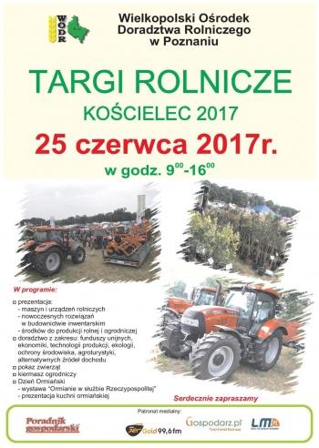 Targi rolnicze Kościelec 2017
