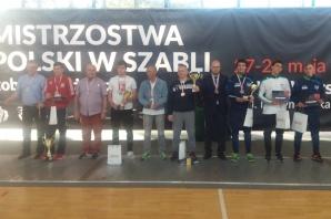 Dzwoniarski podwójnie srebrny na Mistrzostwach Polski Seniorów