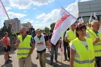 Związkowcy ZE PAK będą pikietować przed siedzibą PiS w Warszawie