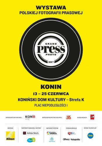 Grand Press Photo 2017 w Koninie