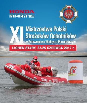 Licheń. Mistrzostwa strażaków ochotników w ratownictwie wodnym