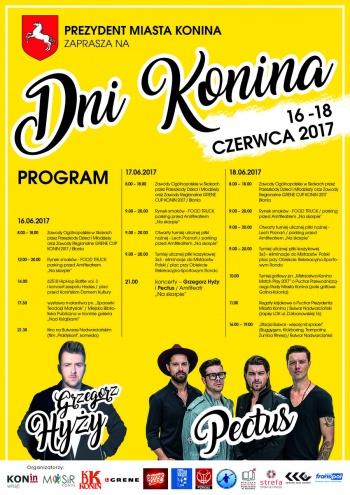 Koncerty: Grzegorz Hyży i Pectus