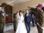 Ach, co to był za ślub! Ułańska oprawa ceremonii w Koninie
