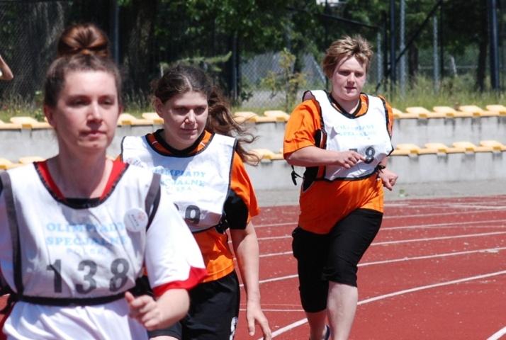 Radość rywalizacji. Mityng sportowy Olimpiad Specjalnych