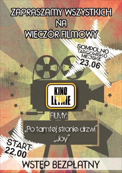 Kino letnie w Sompolnie