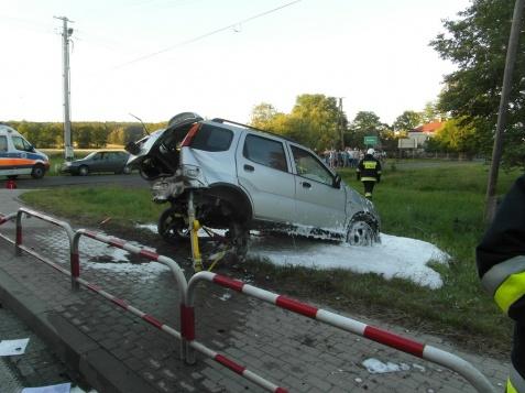 Turek. Trzy wypadki w dwa dni. Tragiczny początek wakacji