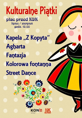 Kulturalne Piątki: Street Dance