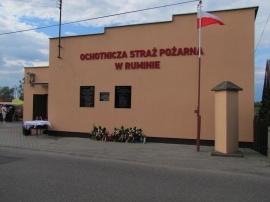 Powstali jeszcze przez odzyskaniem niepodległości – 100 lecie OSP Rumin