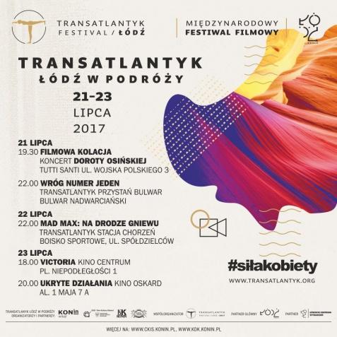 Transatlantyk Łódź w podróży przybije do Konina