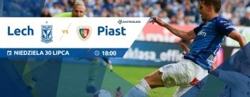 Lech Poznań – Piast Gliwice: Tylko trzy punkty (konkurs)