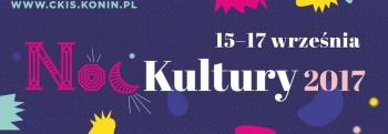 Noc Kultury 2017 - program