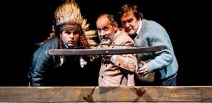Teatr Polska 2017: ZABIJANIE GOMUŁKI