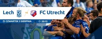 Lech Poznań - FC Utrecht: walka o Ligę Europy trwa (konkurs)