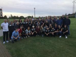 Przekraczając granice futbolu. Piłkarki z miast partnerskich
