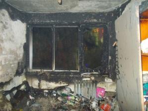 Konin. Tragiczny nocny pożar mieszkania. Nie żyje jedna osoba