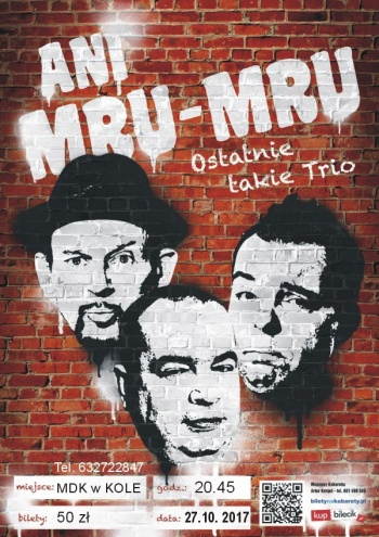 Kabaret ANI MRU-MRU