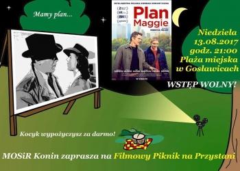 Komediowa niedziela, czyli Filmowy Piknik na Przystani Gosławice