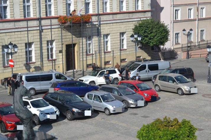 CBŚP w Koninie. Spektakularne zatrzymanie w sercu starówki