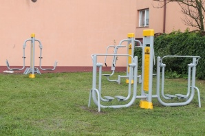 Turek. Fitness na Muchlinie.  Mieszkańcy będą dbać o kondycję