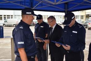 Konin. Policyjne pomieszczenia dla osób zatrzymanych otwarte