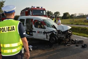 Policjanci poszukują świadków śmiertelnego wypadku w Wierzbinku