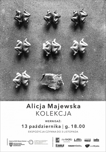 """Wernisaż Alicji Majewskiej """"Kolekcja"""""""