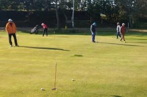 Golfiści pożegnali lato. Tralewski i Derkacz najlepsi