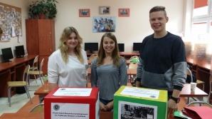 Kup Pan szczotkę! Uczniowie ZSEU pomagają dzieciom w Afryce