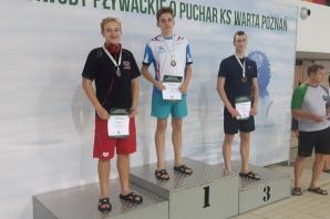 Kuszyński z Pucharem Warty Poznań, dziewięć medali Iskry Konin