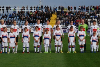 Liga Mistrzyń: Olympique Lyon - Medyk Konin [na żywo]