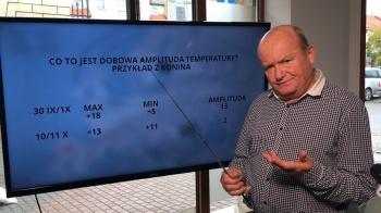 Pogoda wg Kazimierza Gmerka. Piękny wyż idzie nad Polskę