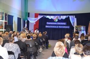 Powiatowe obchody Dnia Edukacji Narodowej w ośrodku w Rychwale