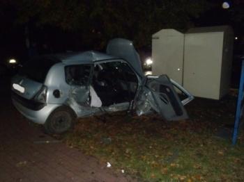 Groźny wypadek byłego piłkarza SKP Słupca. Trafił do szpitala