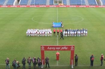 Reprezentacja Polski. Dwa gole Balcerzak w meczu z Estonią