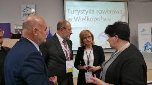 W konińskiej PWSZ dyskutowali o turystyce rowerej w Wielkopolsce