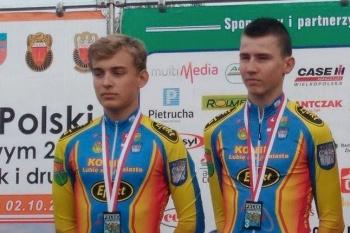Kuderczak mistrzem Polski, KLTC Konin sekundę od medalu