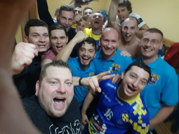 Historyczna wygrana SPS Konspol, pokonali Caro Opoczno
