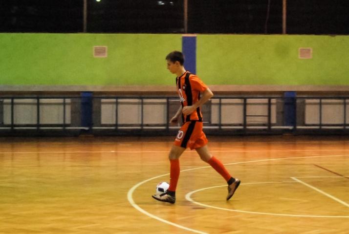 Futsal. Pierwszy sparing za KKF, rozbili FC Toruń U19 7:1