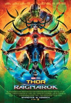 Thor: Ragnarok - Napisy 3D/2D