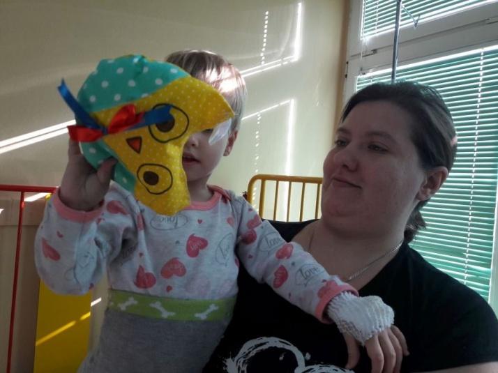 Konin. Dzieci dzieciom. Uszyli maskotki dla maluchów ze szpitala