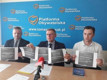 Konin. Platforma Obywatelska chce wspólnej listy wyborczej