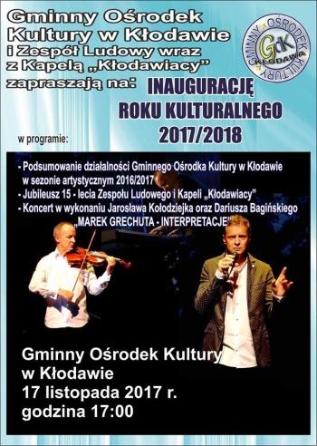 Inauguracja Roku Kulturalnego 2017/2018