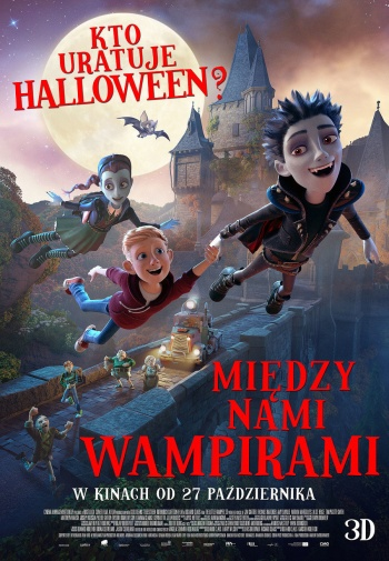 Między nami wampirami 3D dubbing