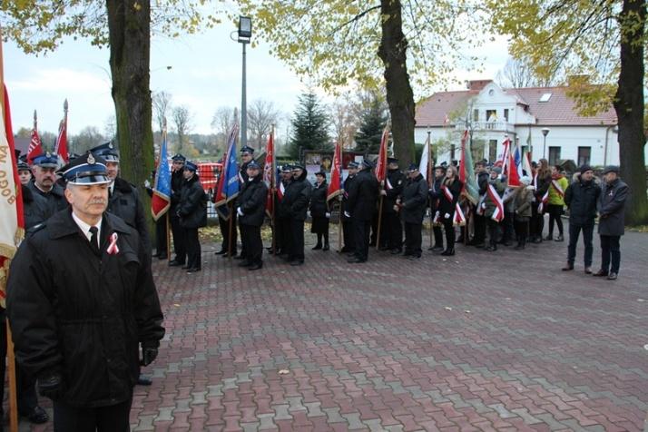 Stare Miasto. Gminne Święto Niepodległości. Uczcili ofiary wojny