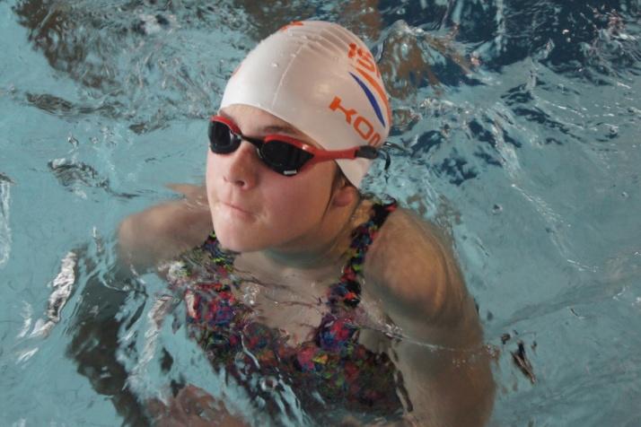 Szesnaście medali Iskry Konin. Pływali w Sochaczewie