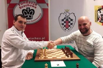 Szachiści Smeczu Konin rywalizowali w Turnieju Niepodległości