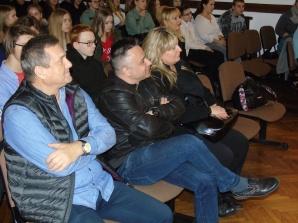 Edukator z Warszawy mówił konińskiej młodzieży o HIV i AIDS