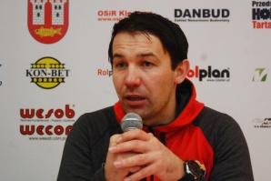 Tomasz Bekas: Chłopacy wyrzucili z głowy mecz z Polonią