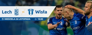 E-klasa. Lech Poznań - Wisła Płock: Czas na rewanż (konkurs)